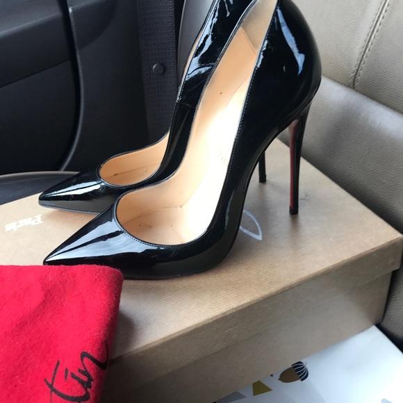 Christian Louboutin Shoes - So Kate s Christian loub 120 patent leather ef68a3449b